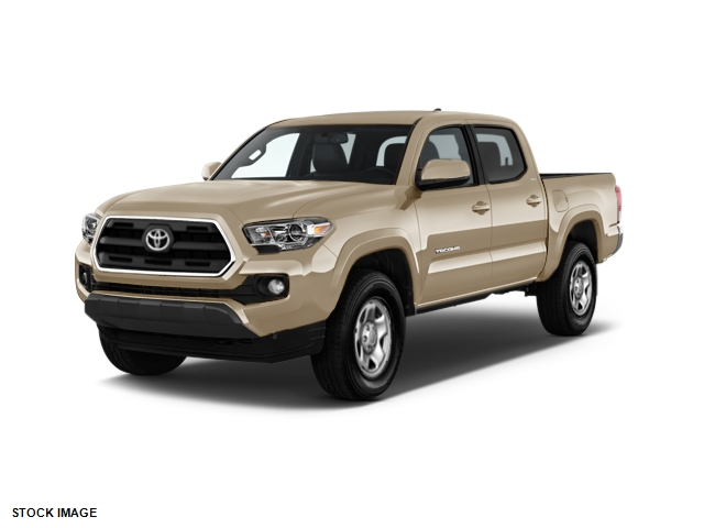 new 2017 toyota tacoma sr5 v6 double cab 4x4 in glens falls 19992 glens falls toyota. Black Bedroom Furniture Sets. Home Design Ideas